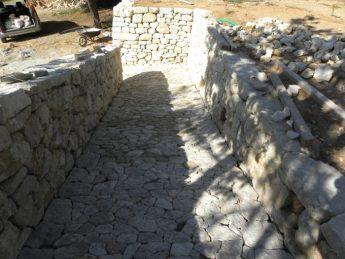 calade de pierre