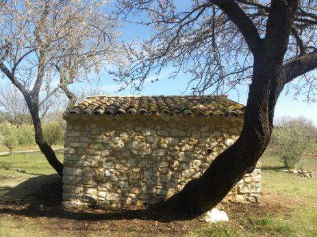 restauration d'un cabanon